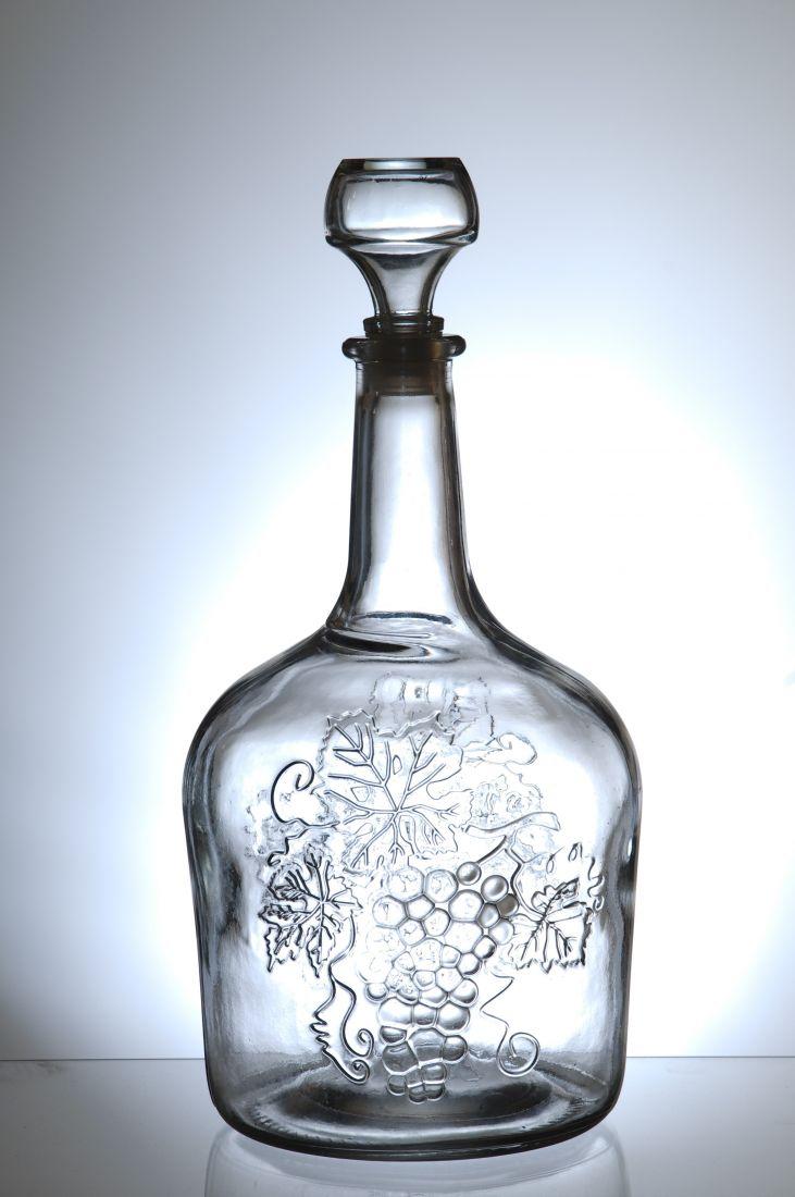 Бутыль Фуфырь с пробкой, 3 литра