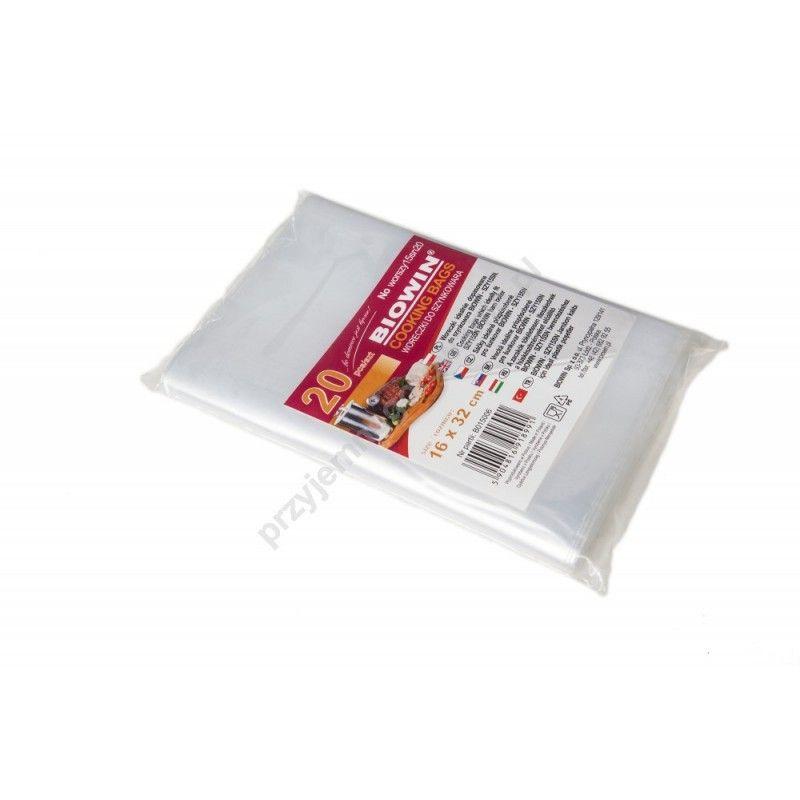 Пакеты для ветчинницы БИОВИН с загрузкой 1,5 кг мяса, Арт.313215