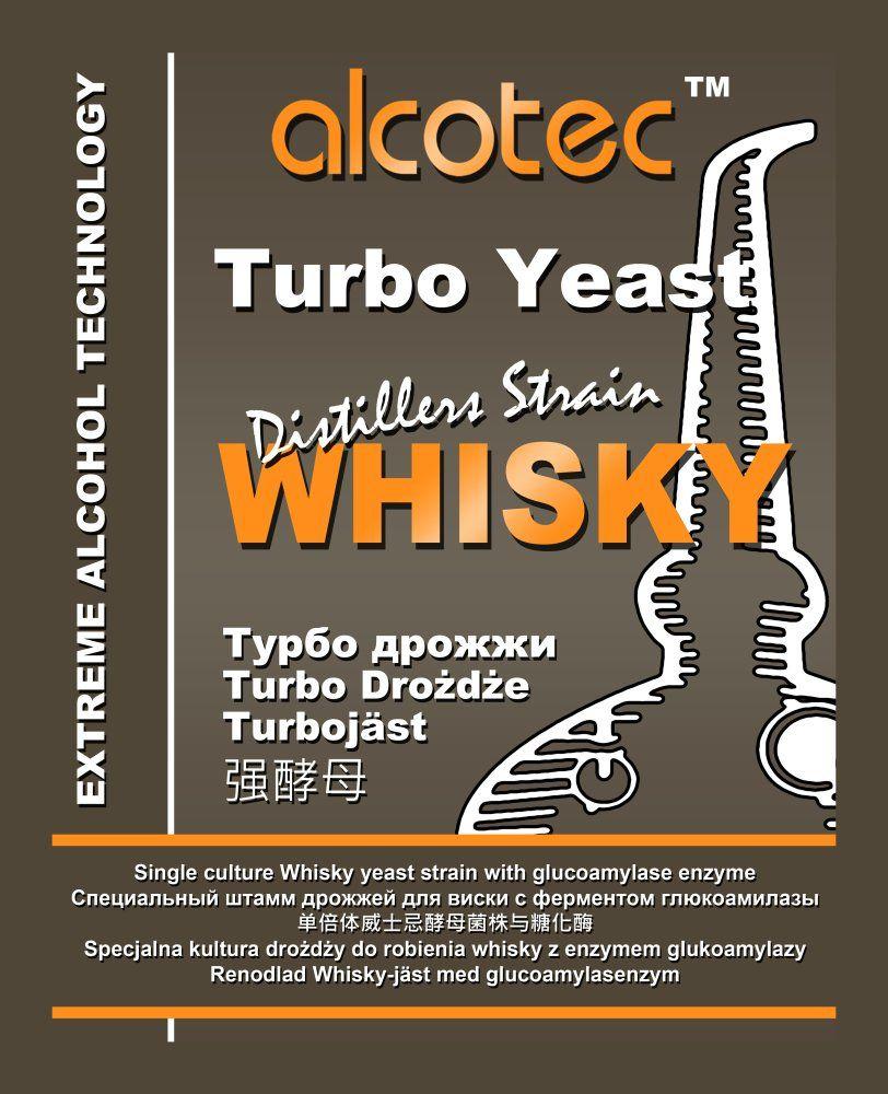Турбо дрожжи для виски Алкотек, 73 гр
